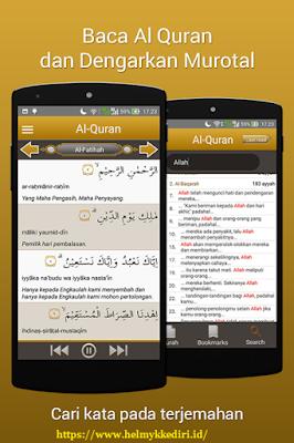 aplikasi Al-Quran bahasa indonesia untuk androidc