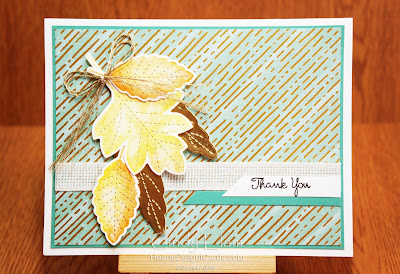 Heart's Delight Cards, Love of Leaves, Bonus Days Promo, 2020 Aug-Dec Mini, Stampin' Up!