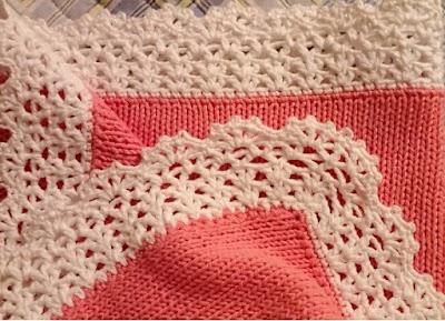 Toalla Puntillas Crochet Patron