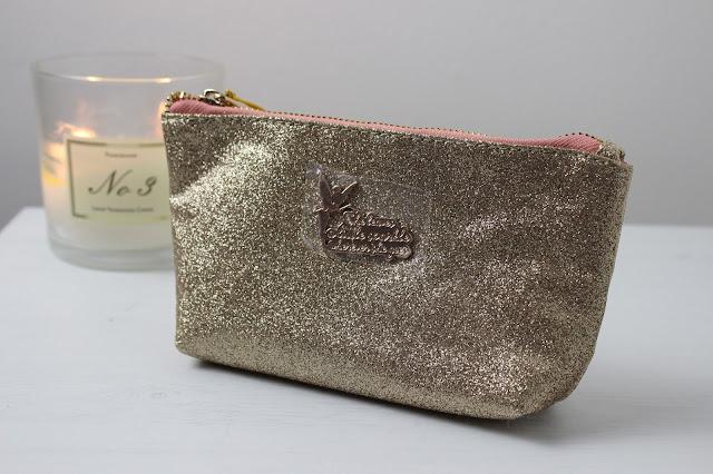 tinker bell makeup bag
