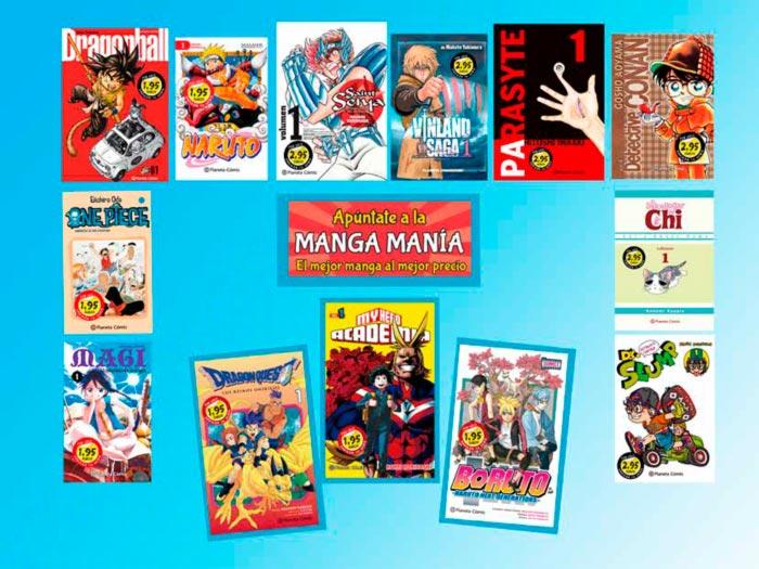 Novedades Planeta Comic 27 octubre 2020 - manga