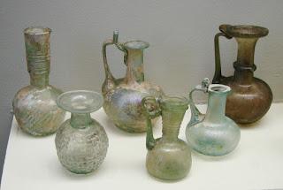 Ancient Roman Glass