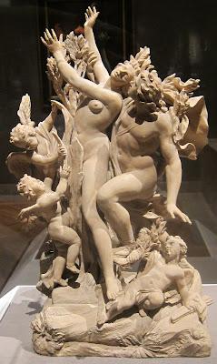 Ovid, Metamorphosen Abbild der VEewandlung Daphne