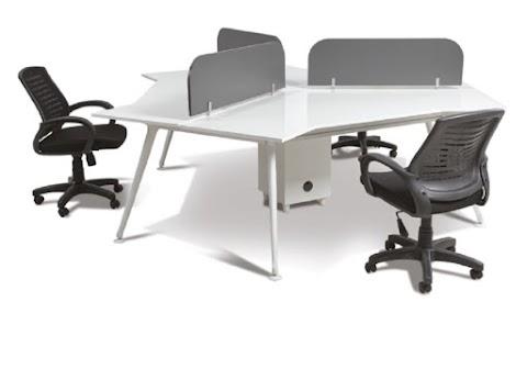 Vera Üçlü Çalışma Masası