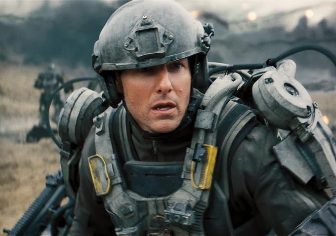 CIA☆こちら映画中央情報局です: Edge of Tomorrow ...  トム・クルーズ主