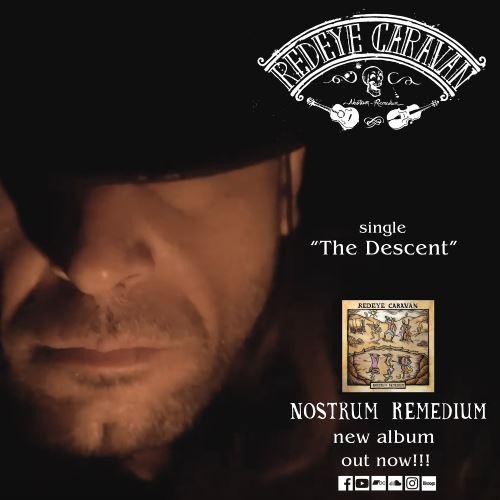 "REDEYE CARAVAN: Δείτε το video του single ""The Descent"""