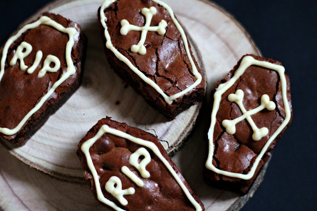 Bone Box Brownies