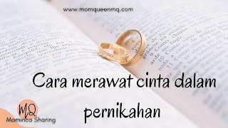 Cara merawat cinta dalam pernikahan ala Rasulullah