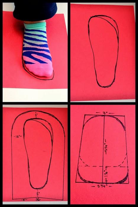 No-Socks Slipper-Mocs Pattern & Tutorial