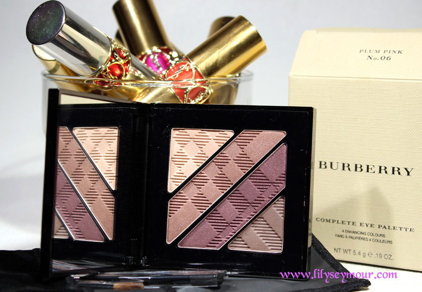 Burberry Plum Pink Palette