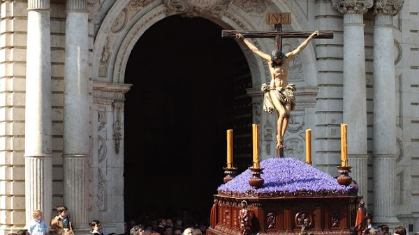 El Cristo de los Estudiantes presidirá el 28 de marzo el vía crucis de los jóvenes en la Catedral de Sevilla