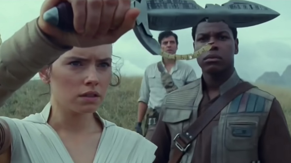 Star Wars 9: The Rise Skywalkers a new TV trailer