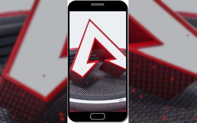 Apex Legends Logo - Fond d'Écran en FHD pour Mobile