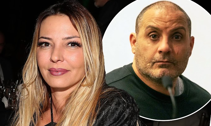 Drita D'Avanzo's Husband Lee D'Avanzo Sentenced To 5 Years In Prison For Gun Charge!