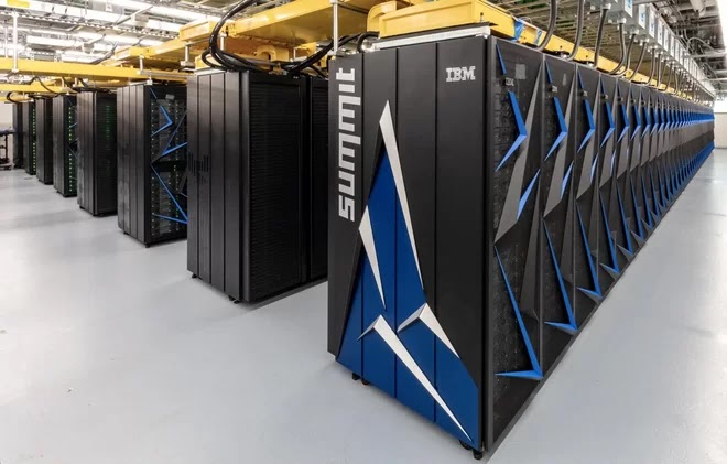 The History of supercomputer