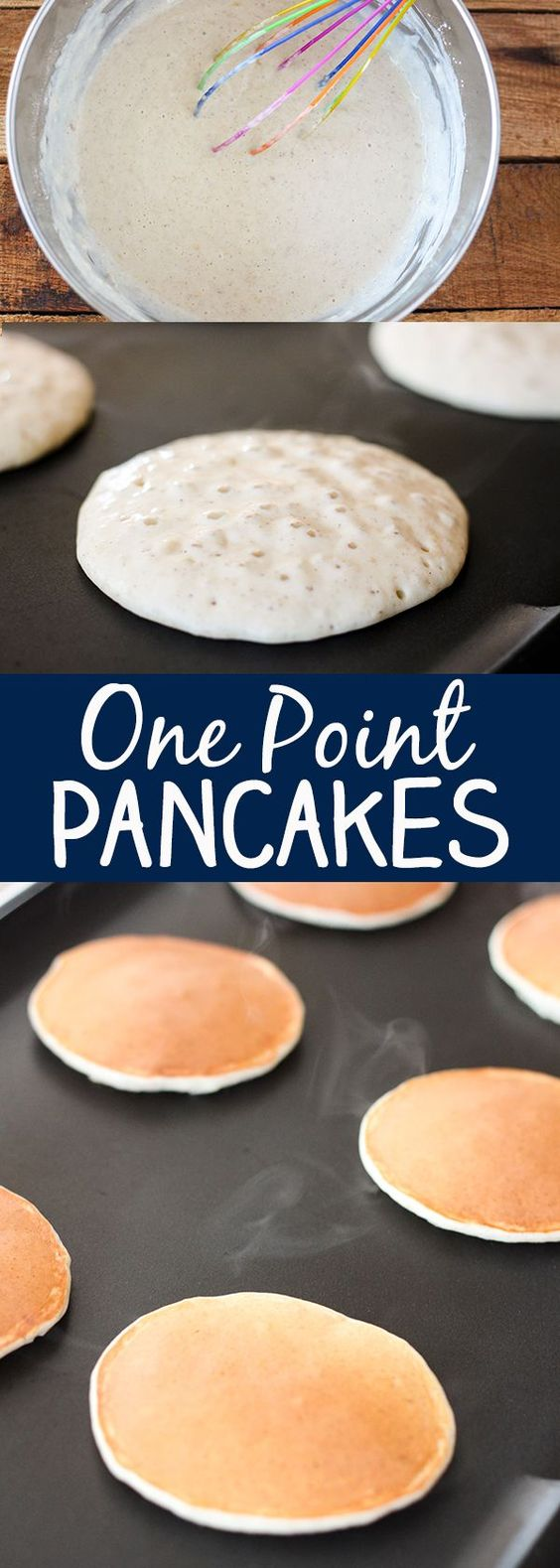 SKINNY ONE POINT WEIGHT WATCHER PANCAKE #Skinny #One #Pointrecipe #Weightrecipe #Pancake #Pancekrecipe #Dessert