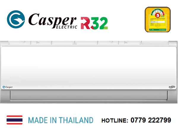 Điều hòa inverter 18000BTU 1 Chiều + Trọn gói lắp đặt IC-18TL32 | CASPER IC18TL32