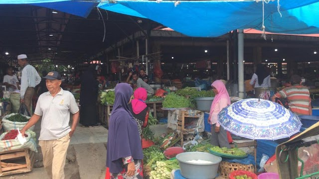 Polda Aceh akan Panggil Pengelola Pasar Soal Penerapan Prokes