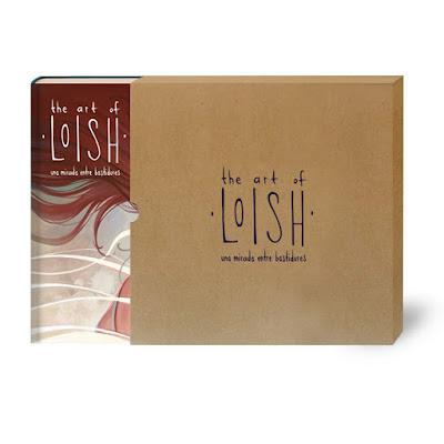 The art of Loish. Una mirada entre bastidores
