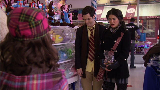 Gossip Girl Dan & Vanessa Dylan's candy bar