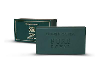 Saponetta Profumata Pure Royal 900 per Uomini e Donne Acquista Online Prezzi Bassi Sconti Saldi Federico Mahora