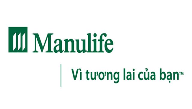 Logo chính thức của công ty bảo hiểm nhân thọ Manulife