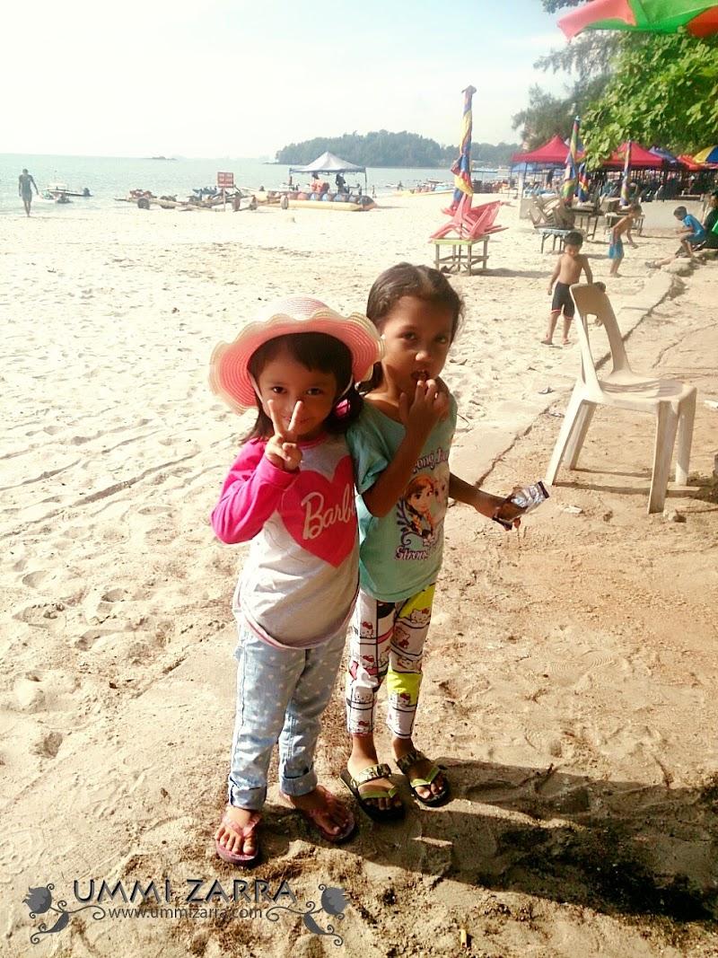Berhujung Minggu di Port Dickson