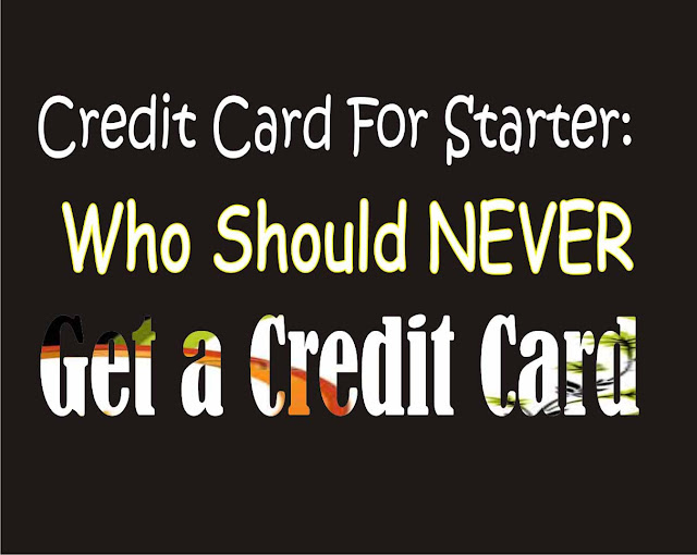 Credit Card For Beginners: What To Consider Before Getting a Credit Card