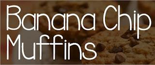 SVN-Banana Chip Muffins