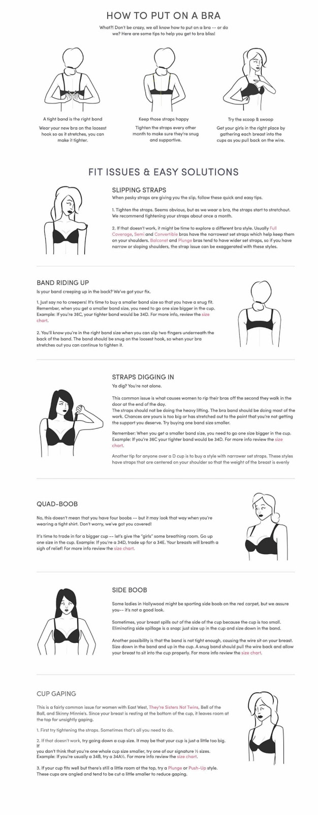 solutions to bra-blems Third Love - Andrea Tiffany aglimpseofglam
