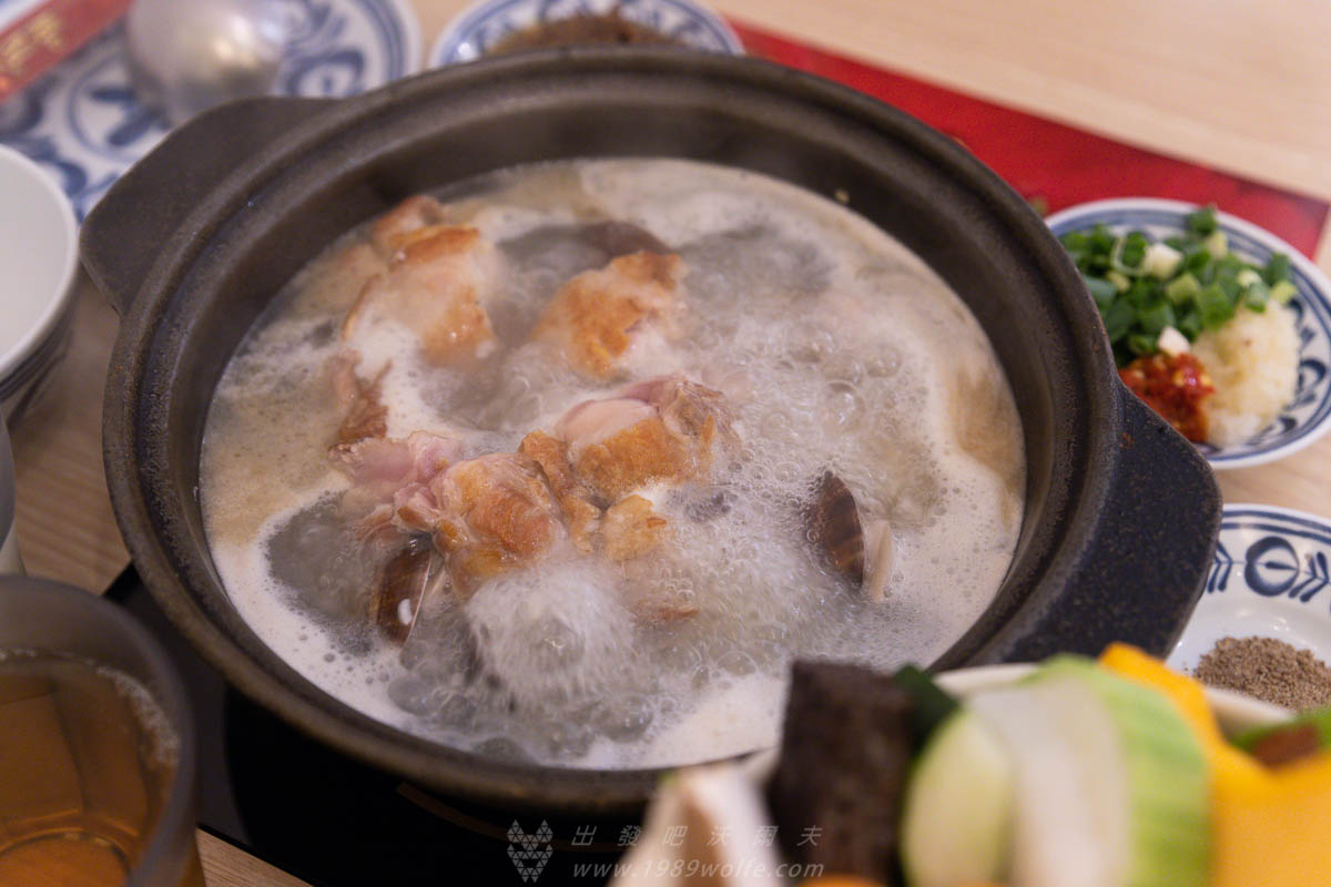 丹閎鍋 李千娜插旗台中火鍋店 懷念奶奶的滋味