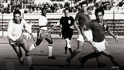 México Mundial Chile 1962