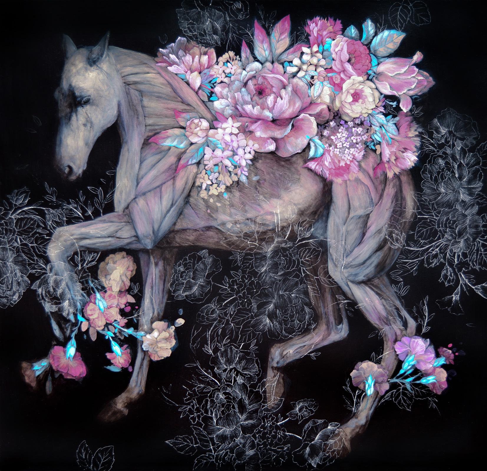 Nunzio Paci - Grafted Horse