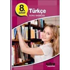 Şifre Yayınları 8.Sınıf Türkçe Soru Bankası