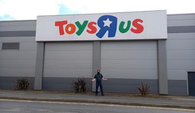Toys R Us in Hanley, Stoke-on-Trent