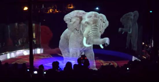 Hologramas que substituem animais no circo já são uma realidade - Capa