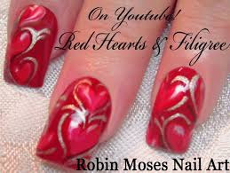 Tutorial of 3D Heart Nail Design