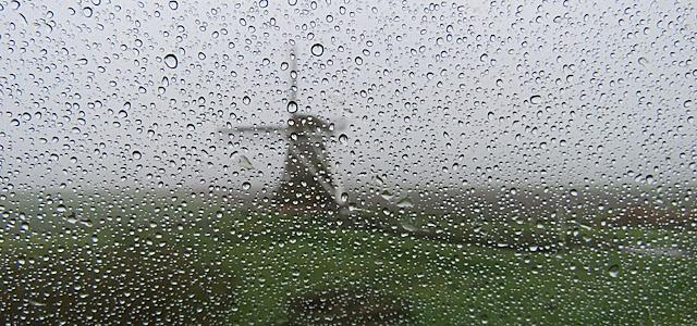 أمطار غزيرة وطقس أكثر برودة خلال الأيام القادمة في هولندا