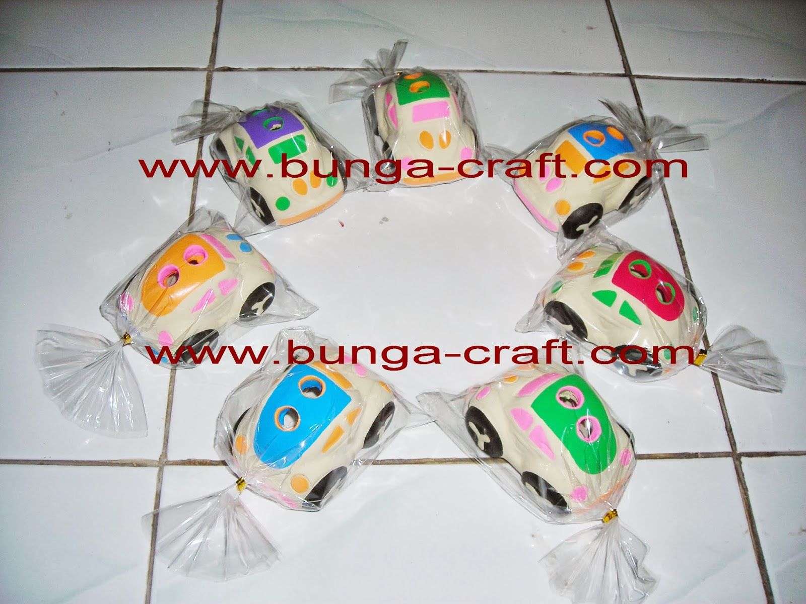 souvenir mobil VW