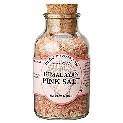 Old Thompson Coarse Crystal salt - what is chinen salt , chinen salt for diabetics , chinen salt benefits , where can i buy chinen salt (2021)