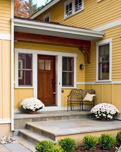 Curb Appeal with Tile Your Doorstep