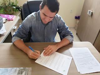 Prefeito de Picuí assina convênio com a UEPB para realização de estudos dos sítios arqueológicos de Picuí