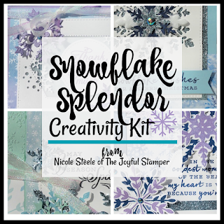 snowflake wishes, snowflake splendor, christmas cards, stamp kit, stamp class, online stamp class, learn to stamp, how to make a card, learn to make a card, how to stamp, learn stamping techniques, stampin' up!, nicole steele, the joyfulstamper, independent stampin' up! demonstrator from pittsburgh pa