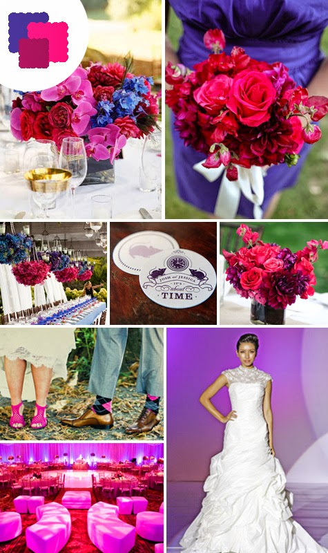 Unique Wedding Color Combinations  Unique Wedding Ideas