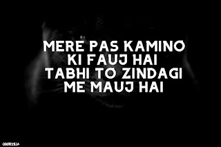TOP 20 KAMINA STATUS IN HINDI || BEST KAMINA STATUS - QUOTEZILLA