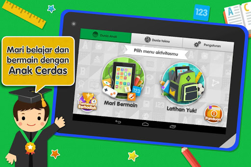 Game Untuk Anak Anak Yang Mengedukasi