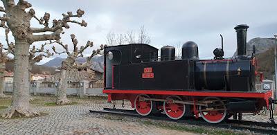locomotora, La Esla, nº 10