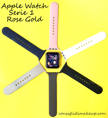 Cinturini Mania...Apple Watch Rose Gold!