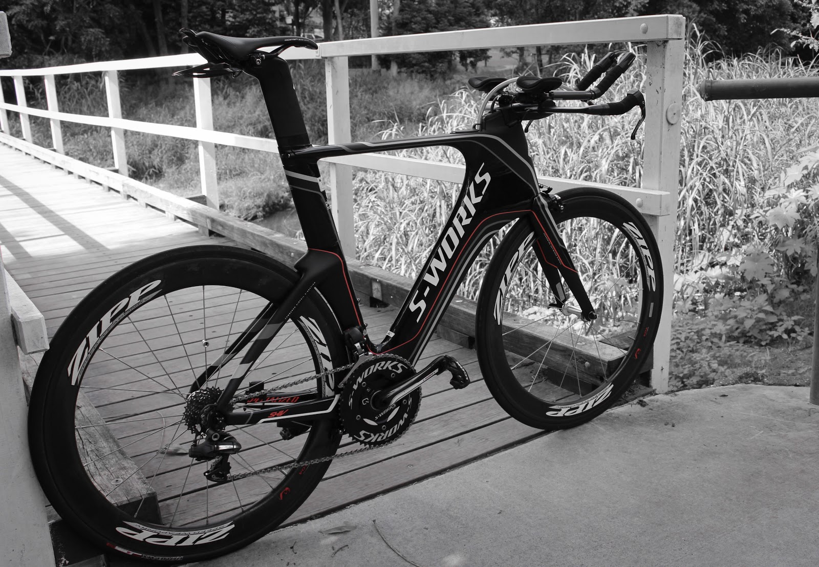 Sam Betten Professional Triathlete 2013 Specialized S