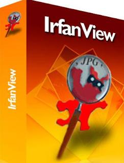 IrfanView aplikasi edit foto pc ringan